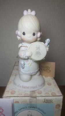 Enesco Precious Moments 1995 Membership You're The Sweetest Cookie In The Batch
