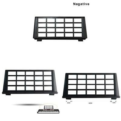 Portable Keyboard Music Score Stand Sheet Musical Instrument Parts Holder AU