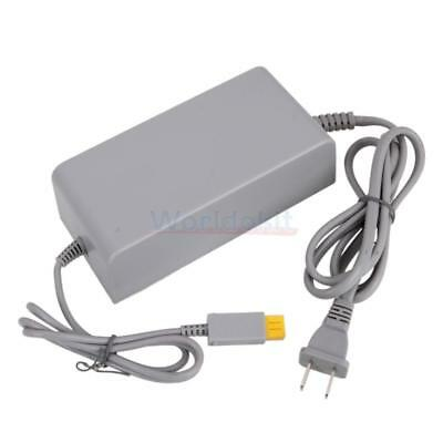 AC Adapter Power Supply Home Wall Charger Cord Cable for Nintendo Wii U Console