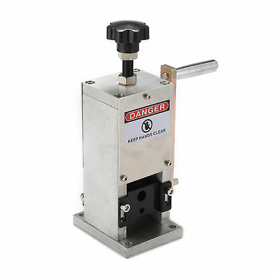 Manual Scrap Cable Stripper Wire Stripping Machine for Scrap Copper. Recycling