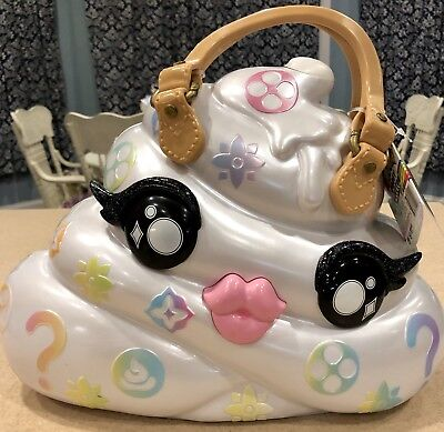 NEW Poopsie Pooey Puitton Purse Unicorn Poop Slime Surprise AUTHENTIC IN HAND!