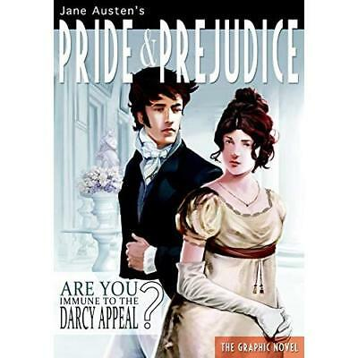 Pride and Prejudice: The Graphic Novel - Paperback NEW Sach, Laurence 2013-10-29