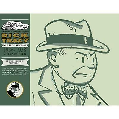 The Complete Chester Gould's Dick Tracy: v. 4 (The Comp - Hardcover NEW Gould, C