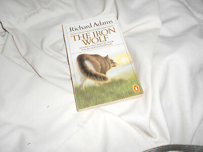 The Iron Wolf and Other Stories by Richard Adams (Paperback, 1982)