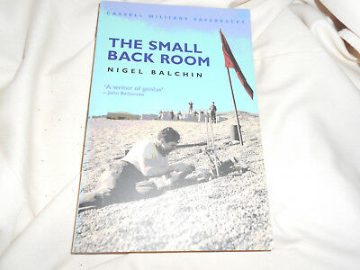 The Small Back Room by Nigel Balchin (Paperback, 2001)
