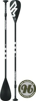 Fanatic Pure Carbon Paddle 2pc SUP 2018 Paddel 165-220cm verstellbar 2 teilig