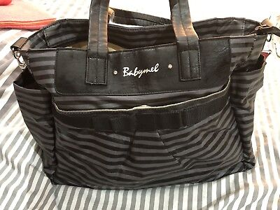 babymel London changing bag