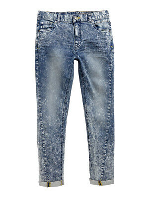 V by Very Twisted Lightwash Skinny Jeans in Light Wash Size 13 Years