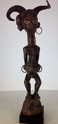 big rare Songye Figure Zaire 28 inch old Germany collection