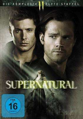 NEU DVD - Supernatural Staffel 11 #G58334934
