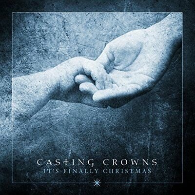 Casting Crowns-It`s Finally Christmas Cd New