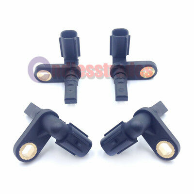 6X ABS Wheel Speed Sensor Front & Rear For Toyota Tundra FT89542-0C020