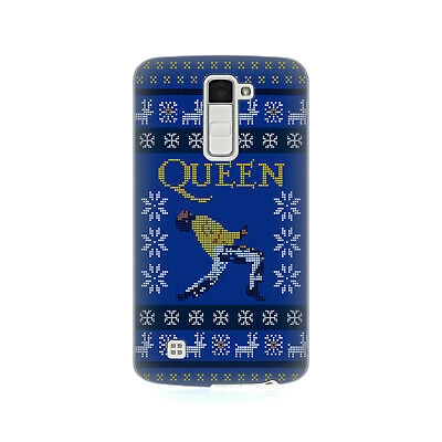 Official Queen Christmas Hard Back Case For Lg Phones 3