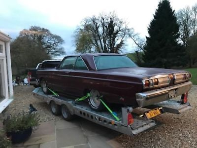 1966 Plymouth Sport Fury 440 Big Block for sale