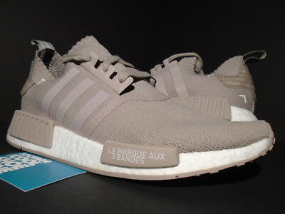 Adidas Nmd R1 Pk Primeknit Japan Boost Vapour Grey French Beige