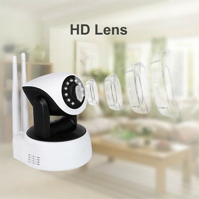 360° Wifi HD 1080P Camera IR Outdoor Security Surveillance Night Vision Camera