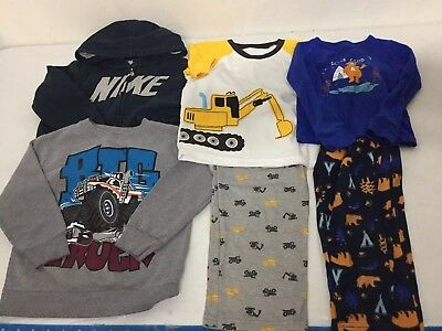 Toddler Boy's Lot Of Clothing-Size 4T
