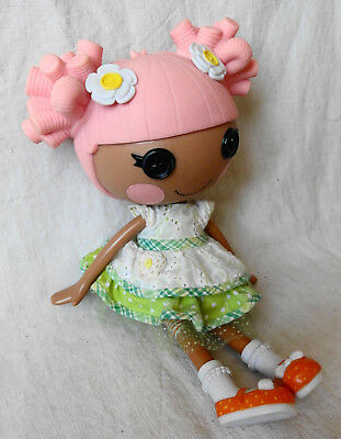 Lalaloopsy große Puppe Blossom Flowerpot von MGA Entertainment ca 32 cm groß