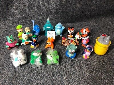 Mixed Lot of Ferrero Kinder Surprise Toys - 20 Pieces - All Different #2