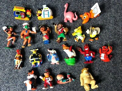 Mixed Lot of Ferrero Kinder Surprise Toys - 20 Pieces - All Different #3