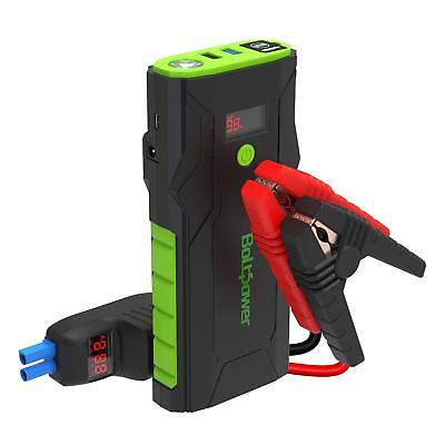 NEW POWER PORTABLE Charger Auto Car Battery Booster Jump