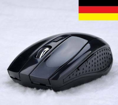 Funk Maus Kabellose Wireless PC Optische USB Mouse Computer Maus Laptop Notebook