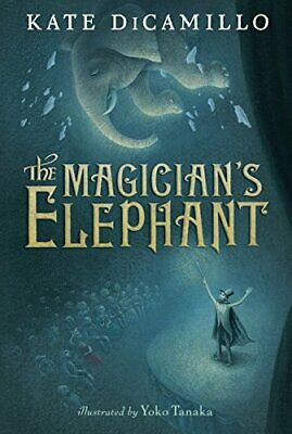 The The Magician's Elephant by Kate DiCamillo Hardback Book The Cheap Fast Free