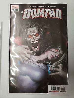 Domino #8 Morbius Marvel VF/NM Comics Book