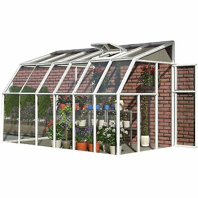 Rion Sun Room 2 Greenhouse - 6ft.L x 14ft.W. Model# HG7514