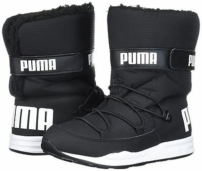 58af4dbe5263c3 PUMA BABY KIDS Trinomic Boot Sneaker Black 10 M US Toddler -  23.00 ...