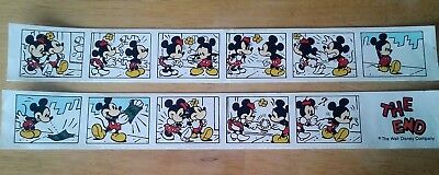 Mickey Mouse comic strip-Original or ?
