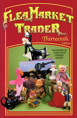 Flea Market Trader (Book) **Used**