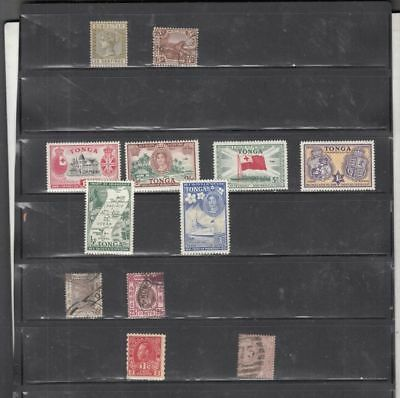 oldhal- British Commonwealth-Lot of Key stamps & Sets/Mint/Used