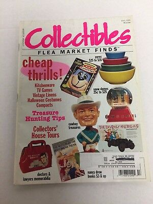 Country Accents Collectibles Flea Market Finds Magazine Fall 1995 Vol 3 No 3