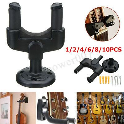 Hot Guitar Wall Hanger Holder Stand Rack Hook Mount For Storage/Retail