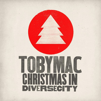TobyMac- Christmas in Diverse City CD 2011 Forefront Records ** NEW **