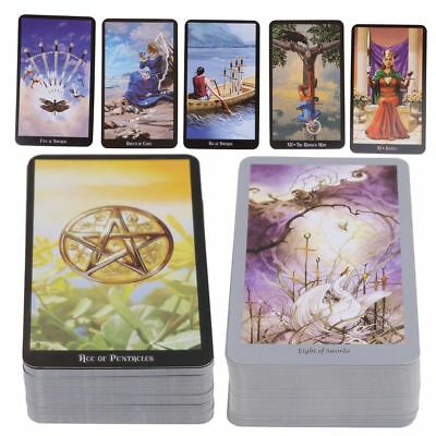 78x Witches Tarot Shadowscapes Tarot Deck Сard Rider-Waite Smith English Version