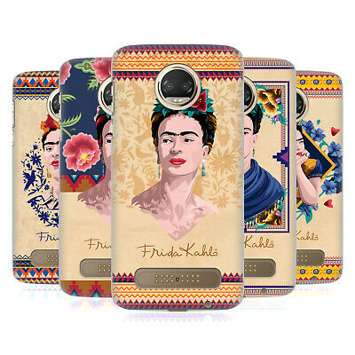 Official Frida Kahlo Portrait Back Case For Motorola Phones 1