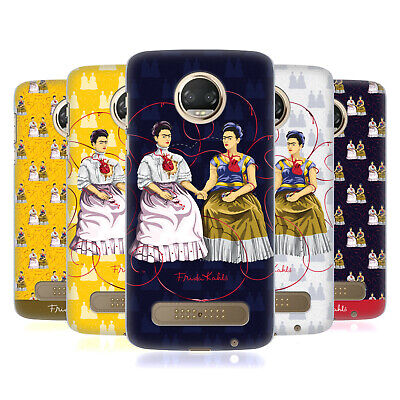 Official Frida Kahlo Self-Portraits Back Case For Motorola Phones 1