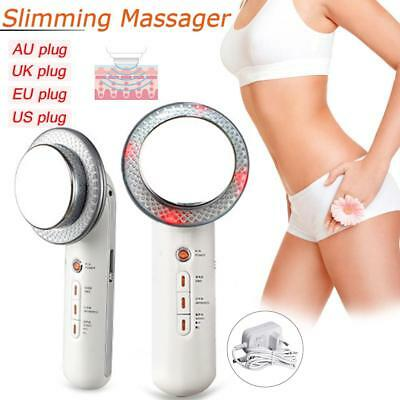 Ultrasound Body Slimming Massager Anti-Cellulite Infrared Therapy Massage Tool
