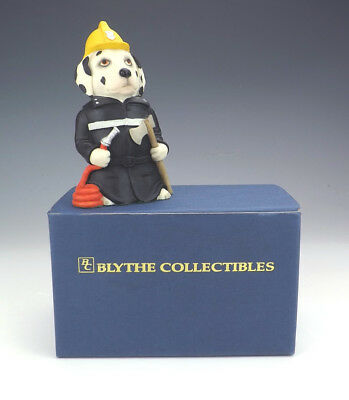 Blythe Collectibles - Fireman S. Potts - Dogsbodies Classics Dalmatian - Boxed!