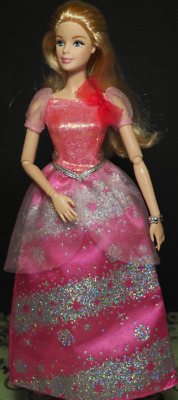 Barbie Doll -Fashion Clothing -SPARKLY GOWN -DRESS ONLY Doll NOT Included