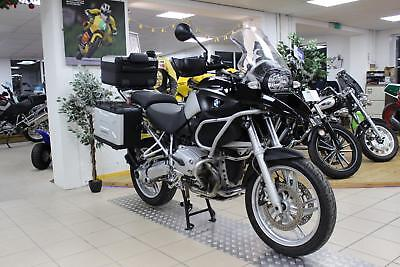 2007 BMW R1200 GS ABS. Only 16888 Miles. Full BMW Luggage + Extras.