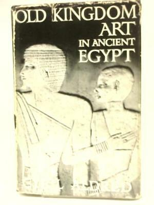 Old Kingdom Art in Ancient Egypt (Cyril Aldred - 1949) (ID:26666)