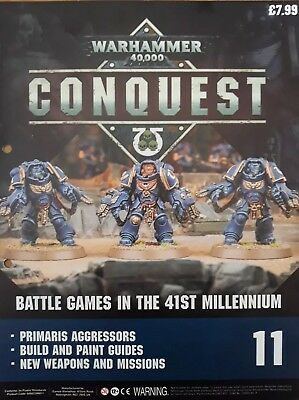 Warhammer Conquest Collection Issue No 11. - Magazine only