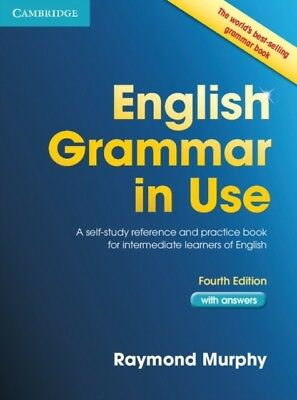 English Grammar in Use Book with Answers: A Self-Study Reference ...