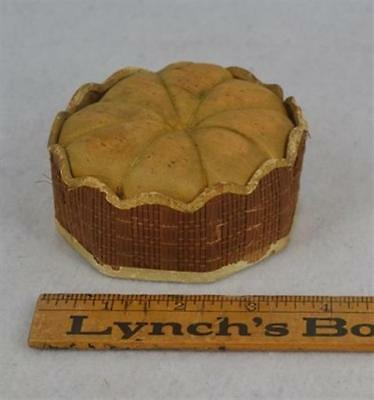 sewing pin cushion 19th c early Shaker Community antique original