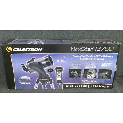 Celestron NexStar 127SLT Computerized Telescope 1500mm *