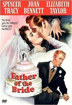 Father Of The Bride (1950) New Dvd