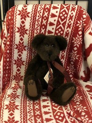 Boyds Bears And Friends Retired Abercrombie B Beanster